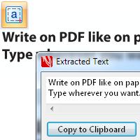 Text extrahieren