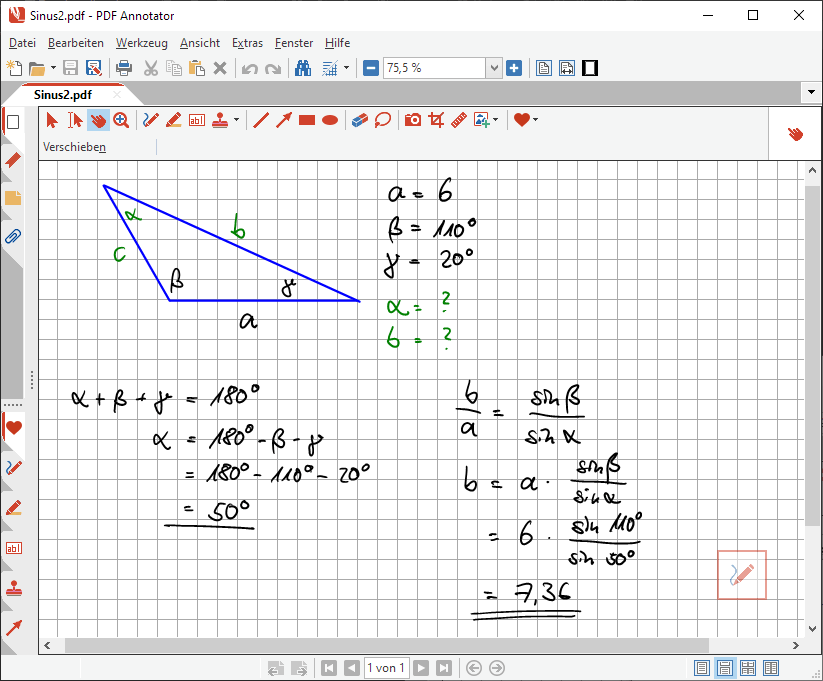 Mathematikaufgabe