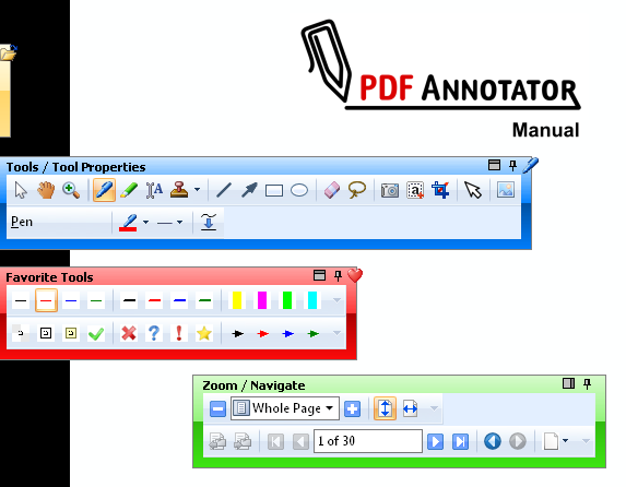 how to make pdf open in full screen mode