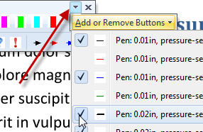 Add or Remove Buttons from the Favorites Toolbar