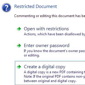 Copie numérique