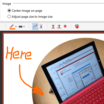 Convert Images, Pictures, and Photos to PDF: Convert JPG, JPEG, PNG, BMP, GIF, and many other types of images to PDF. Just click