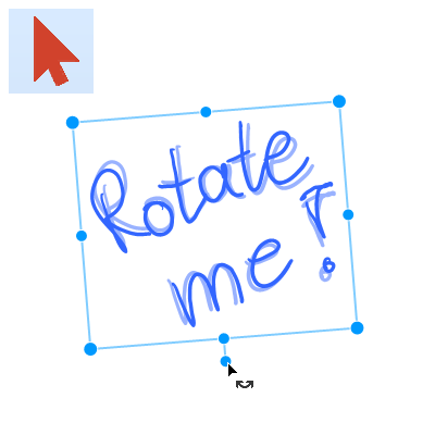 Rotate Annotations