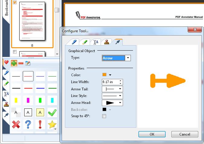 Configuration des outils: Votre boîte à outils vous permet de configurer les outils à votre guise. Créez les outils précis dont vous avez besoin - sans restrictions.